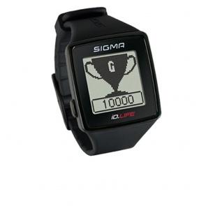 Sigma HeartRateMonitor ID.LIFE black
