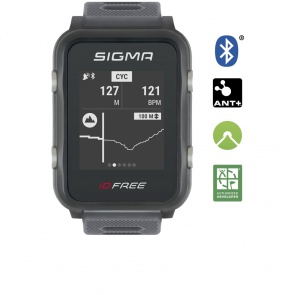 Sigma ID.Free GPS MultiSport Watch