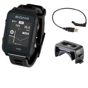 Sigma Sports Watch ID Tri Basic for Triathlon