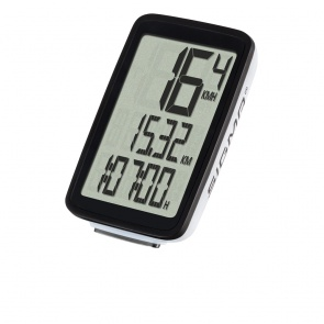 Sigma speedometer Pure1 ATS white