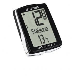 Sigma speedometer BC 14.16 STS