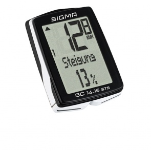 Sigma speedometer BC 14.16 STS+CAD