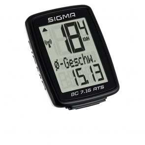 Sigma speedometer BC 7.16 ATS