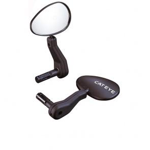 Cateye Side Mirror Left BM 500G, Black