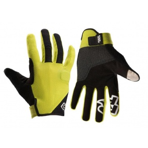 Race Face Trigger Gloves Sulphur
