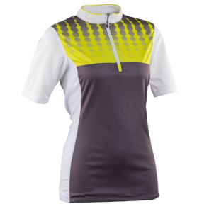 Race Face DIY Womens Jersey Short Sleeve Gravel-Sulphur