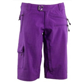 Race Face Women Khyber Shorts Grape