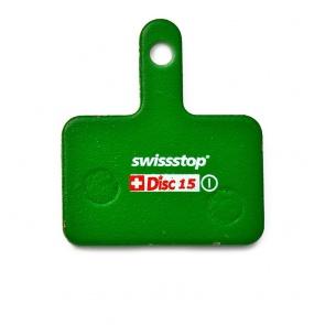 SwissStop Shim. M4050, M395, M416, M486 Disc 15 Brake Pads 2pcs