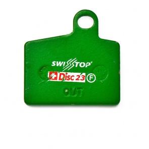 SwissStop Hayes Stroker Ryde Disc 23 Brake Pads 2pcs