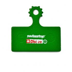 SwissStop Shim. M985, M785 Disc 28 Brake Pads 2pcs