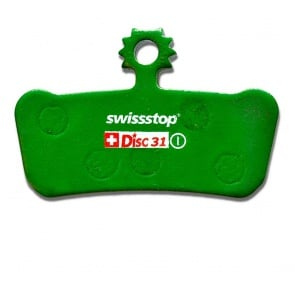 SwissStop Avid XO Trail Disc 31 Brake Pads 2pcs