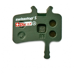 SwissStop Avid Juicy 3,5,7 Sintered Disc 17S Brake Pads 2pcs