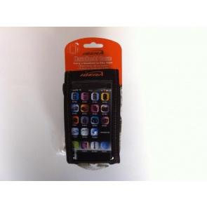 Ibera iphone 4 smartphone case with bicycle bike mount IB-PB6