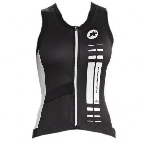 Assos NS.SuperLeggera Lady Women's Sleeveless Jersey-Black