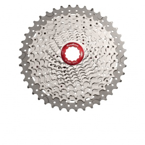 Sunrace MTB Sprocket CSMX8 11s 11-46 metallic