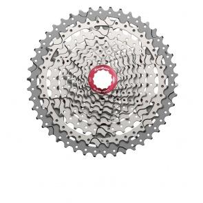 Sunrace MTB Sprocket CSMX3 10s 11-46 metallic