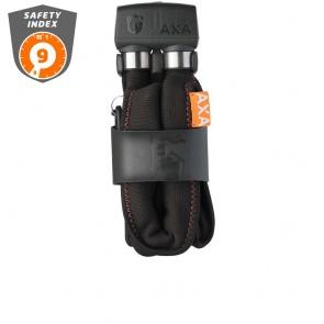 Axa Foldable Locks 1000 10mm x100cm Black