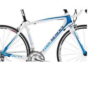 Eddy Merckx Frame Set EFX-1  VK 1299 Light Blue