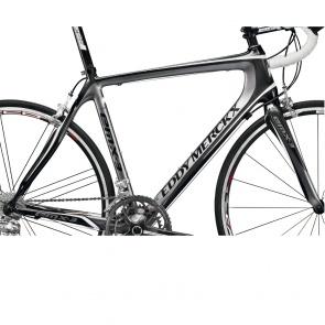 Eddy Merckx Frame Set EMX-3 VK 1695 Titanium Black