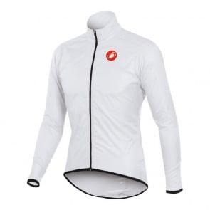 castelli(カステリ) Squadra Long Jacket自転車サイクルの White