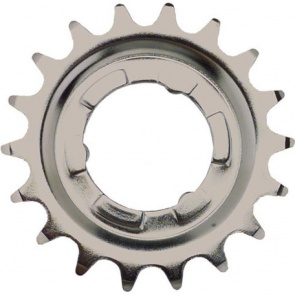 "Shimano Sprocket 18t 1/8"" Hub Part Internal - Silver"