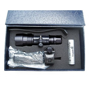 DH Sports Cree Q5 Rechargable Head Torch LED light