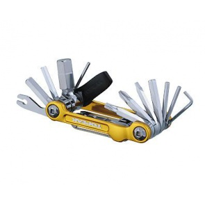 Topeak Mini 20 Pro Bike Multi Tool Gold Kit