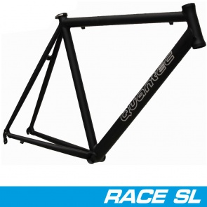 Quantec Frame Race SL Black Anodized
