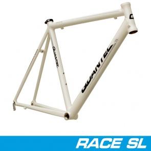 Quantec Frame Race SL White