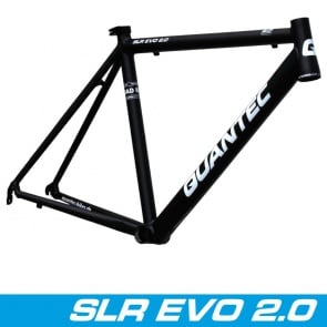 Quantec Frame Race SLR EVO 2.0 Black Anodized