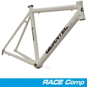 Quantec Race Comp Road-Frame - Glossy White