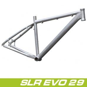 "Quantec SLR EVO 29"" MTB Frame White"