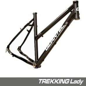 Quantec Frame Trekking Lady Black Glossy