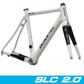 Quantec Frame Race SLC 2.0 White