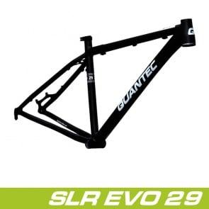 "Quantec MTB SLR EVO 29 "" Frame Black Anodized"