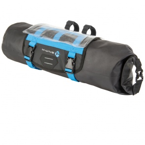 M-Wave Handlebar Bag Bikepacking Black