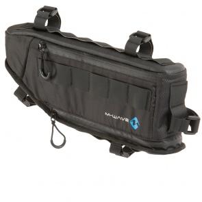 M-Wave Frame Bag Bikepacking Black