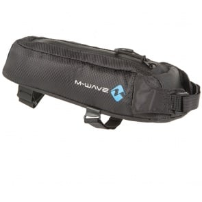 M-Wave Top Tube Bikepacking Bag Black