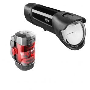 Bumm IXON FYRE LED & IXXI Completeset 30 Lux