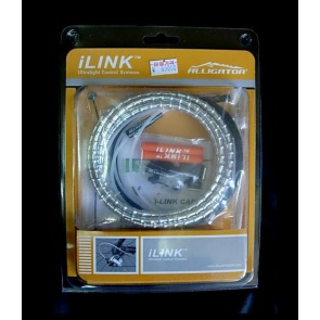 Alligator I-Link bicycle V brake cable 150cm Silver