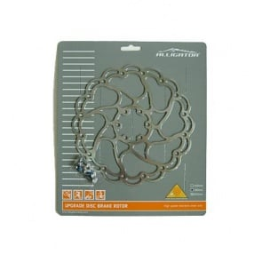 Alligator Airless Disc Brake Stainless Steel Rotor 180mm