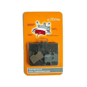 Alligator Hayes HFX-9 MX-1 Semi metalic disc brake pads