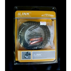 Alligator I-Link bicycle V brake cable 150cm Black