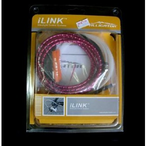 Alligator Ilink bicycle V brake cable 150cm Red