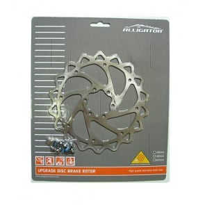 Alligator iWave Bike Stainless Disc Brake Rotor 160mm