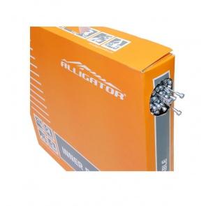 Alligator Road Brake Cable Superior Shine 1.5x1700 100pcs