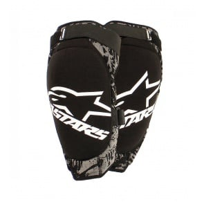 Alpinestars Kevlar Knee Guards Protectors