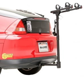 HOLLYWOOD COMMUTER HITCH RACK 2 BIKE