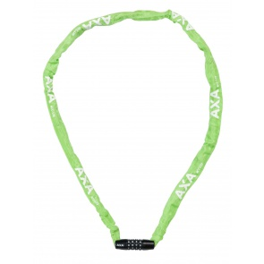 Axa Rigid Chain Lock 120 Green
