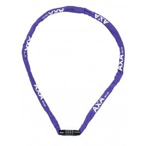Axa Rigid Chain Lock 120 Purple